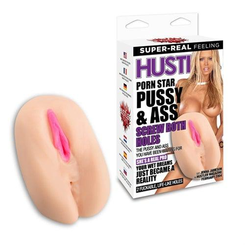 Porn Star Pussy and Ass - Screw Both Holes EL-HT-P12