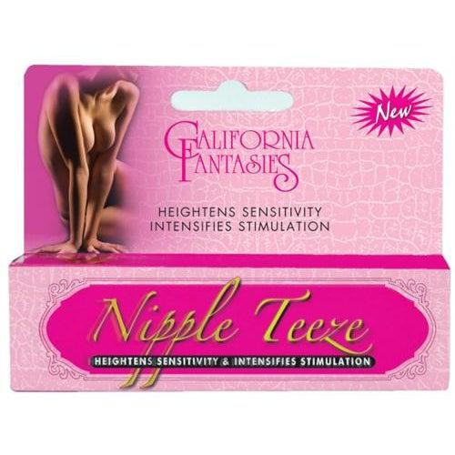 Nipple Teeze - 0.5 Oz. Tube - Boxed CF-NIP-BX