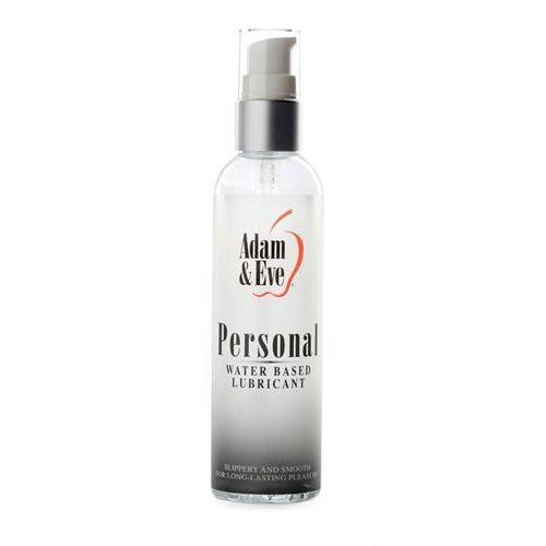 Adam and Eve Personal Water Based Lubricant 4 Oz AE-LQ-5591-2