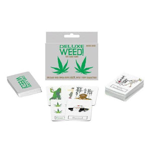 Deluxe Weed! Card Game KG-BGC23