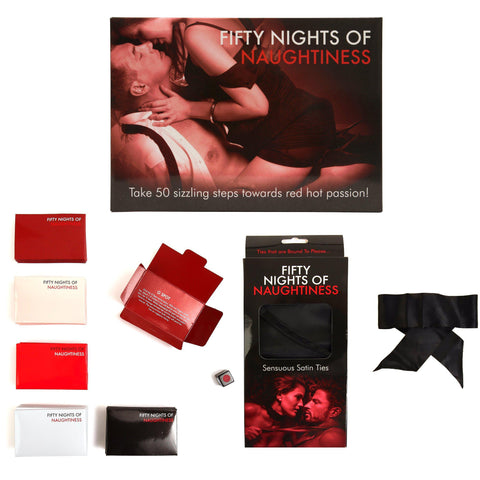 Fifty Nights of Naughtiness Couples Collection CC-US50NCC