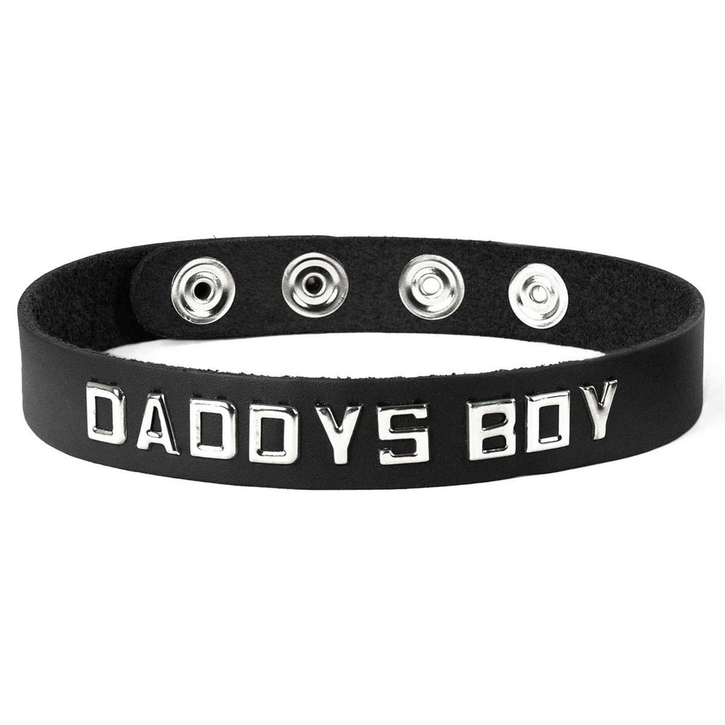 Sm Collar - Daddy's Boy BWB-B1