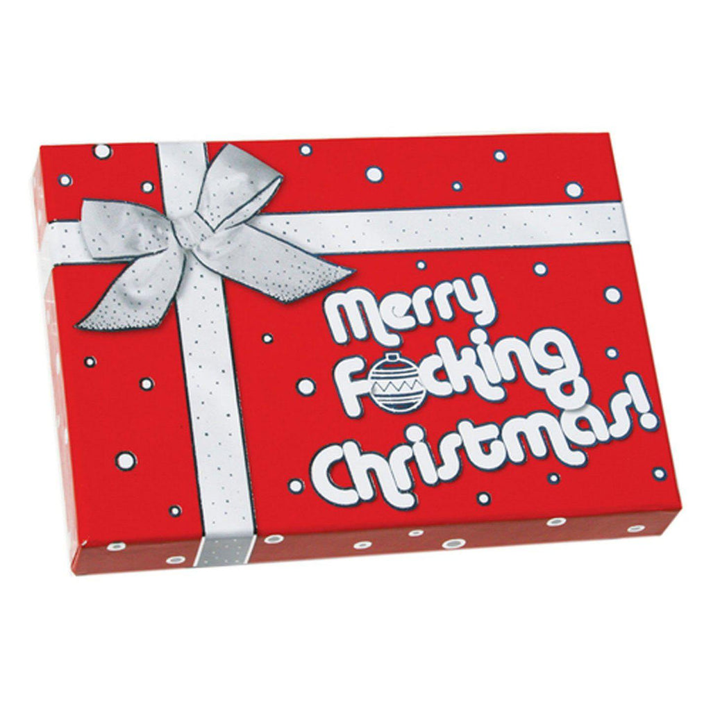 Merry Fucking Christmas Candy Gift Box 3.6oz CP-703
