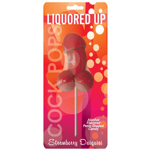 Liquored Up - Strawberry Daiquiri HTP2837