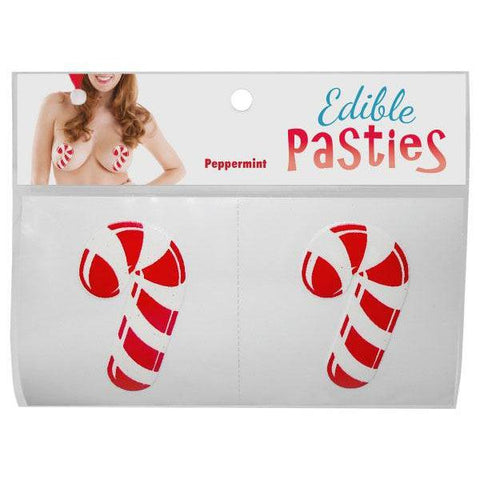 Candy Cane Pasties - Peppermint KG-NV056