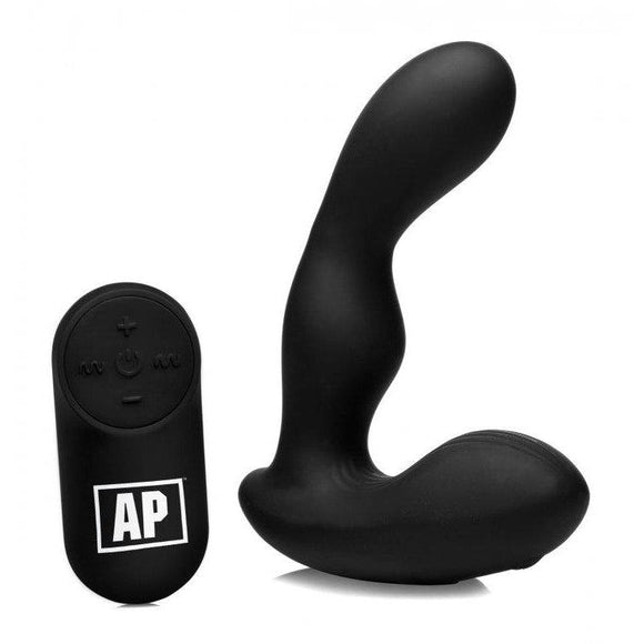 7x P-Milker Silicone Prostate Stimulator  With Milking Bead AP-AG149