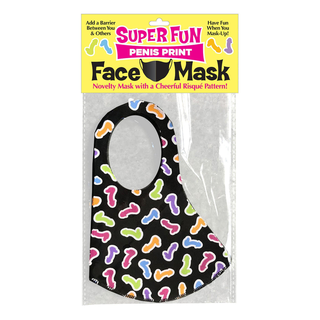 Super Fun Penis Mask LG-CP1013