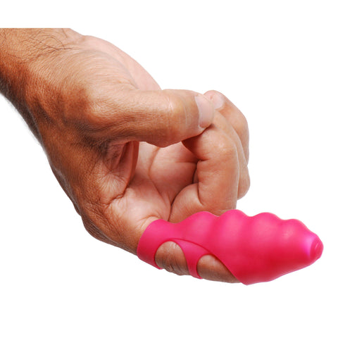 Ripples Finger Bang-Her Vibe - Pink