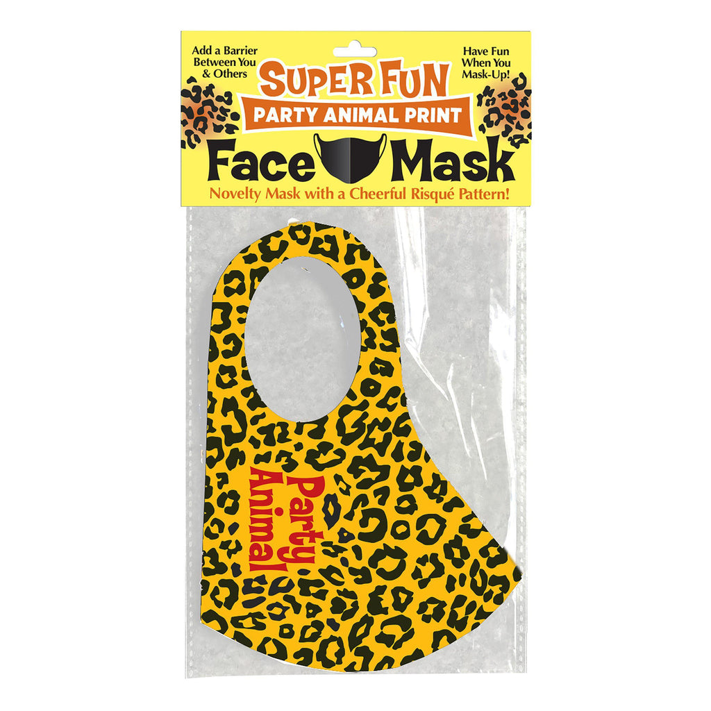 Super Fun Party Animal Mask LG-CP1016