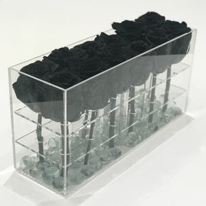12 Double Rosebox Preserved