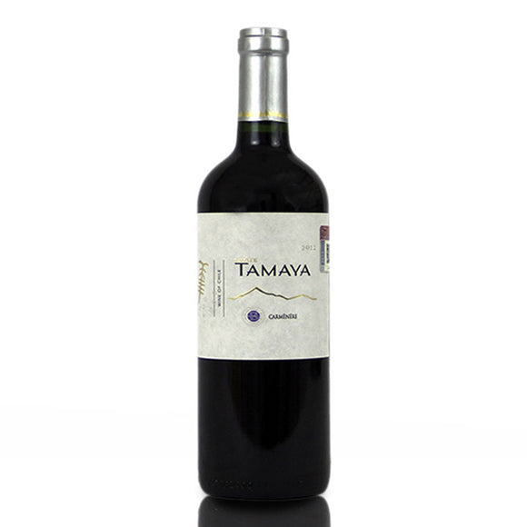 Carmenere Estate Tamaya 2012