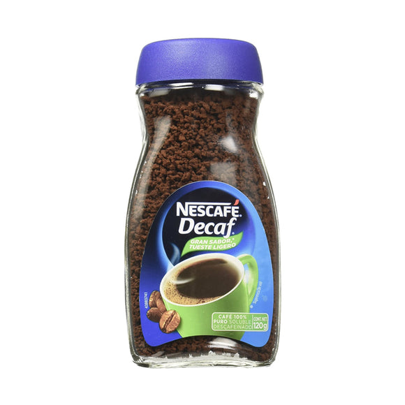CAFE SOLUBLE NESCAFE DECAF