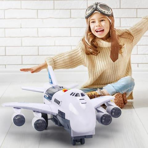 Airplane Toy Model for Kids