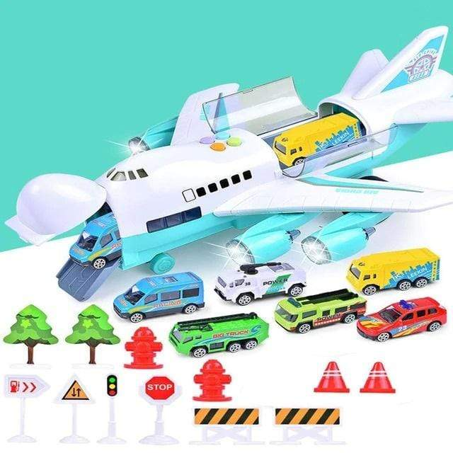 Airplane Toy Model for Kids CITY