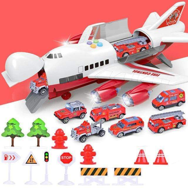 Airplane Toy Model for Kids FIRE FIGHTER