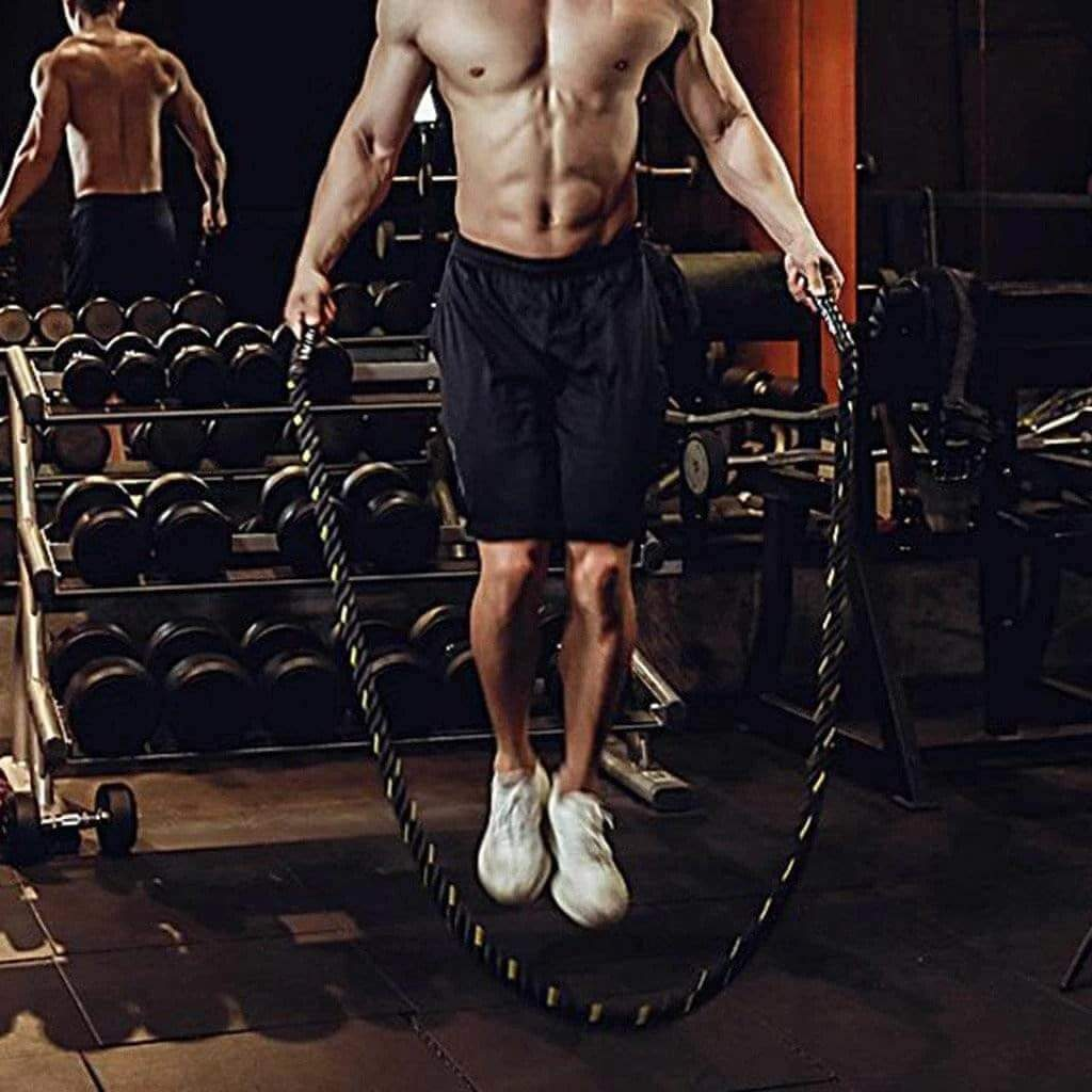 Heavy Weighted Jump Rope