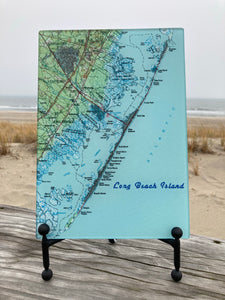 LBI Glass Cutting Board