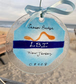 Load image into Gallery viewer, LBI Season Badge Sun Catcher