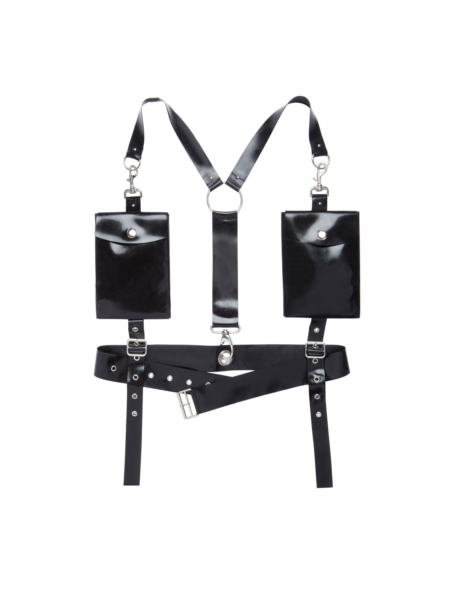 Studio Fclx 2 Bag Latex Harness
