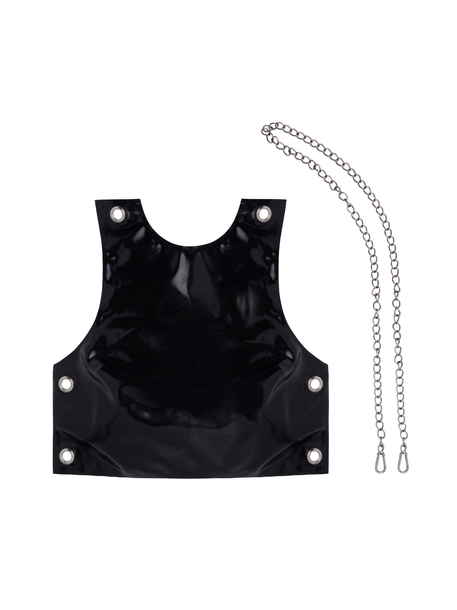 Studio Fclx Latex Chain Top