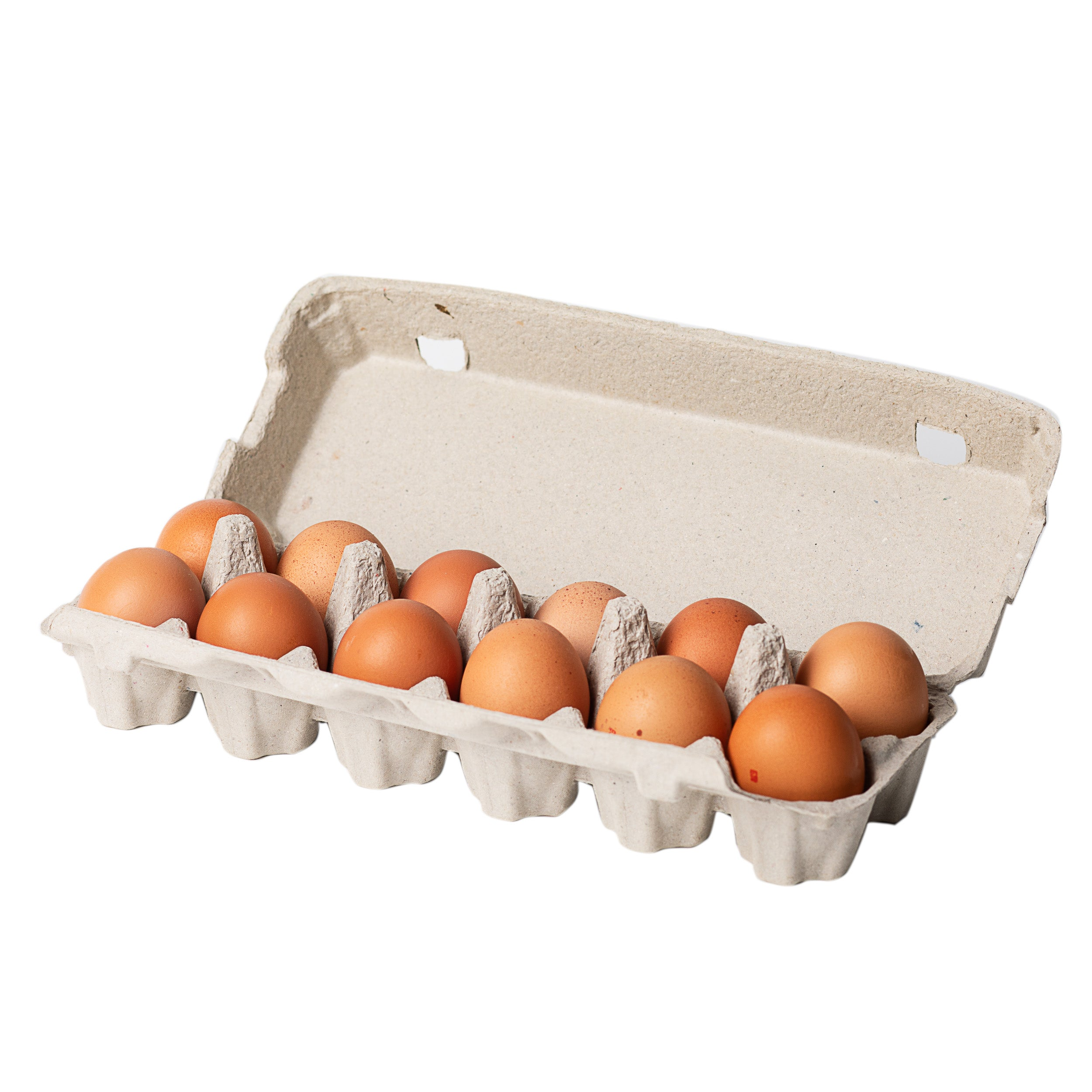 Happy Chook Eggs (1 dozen)