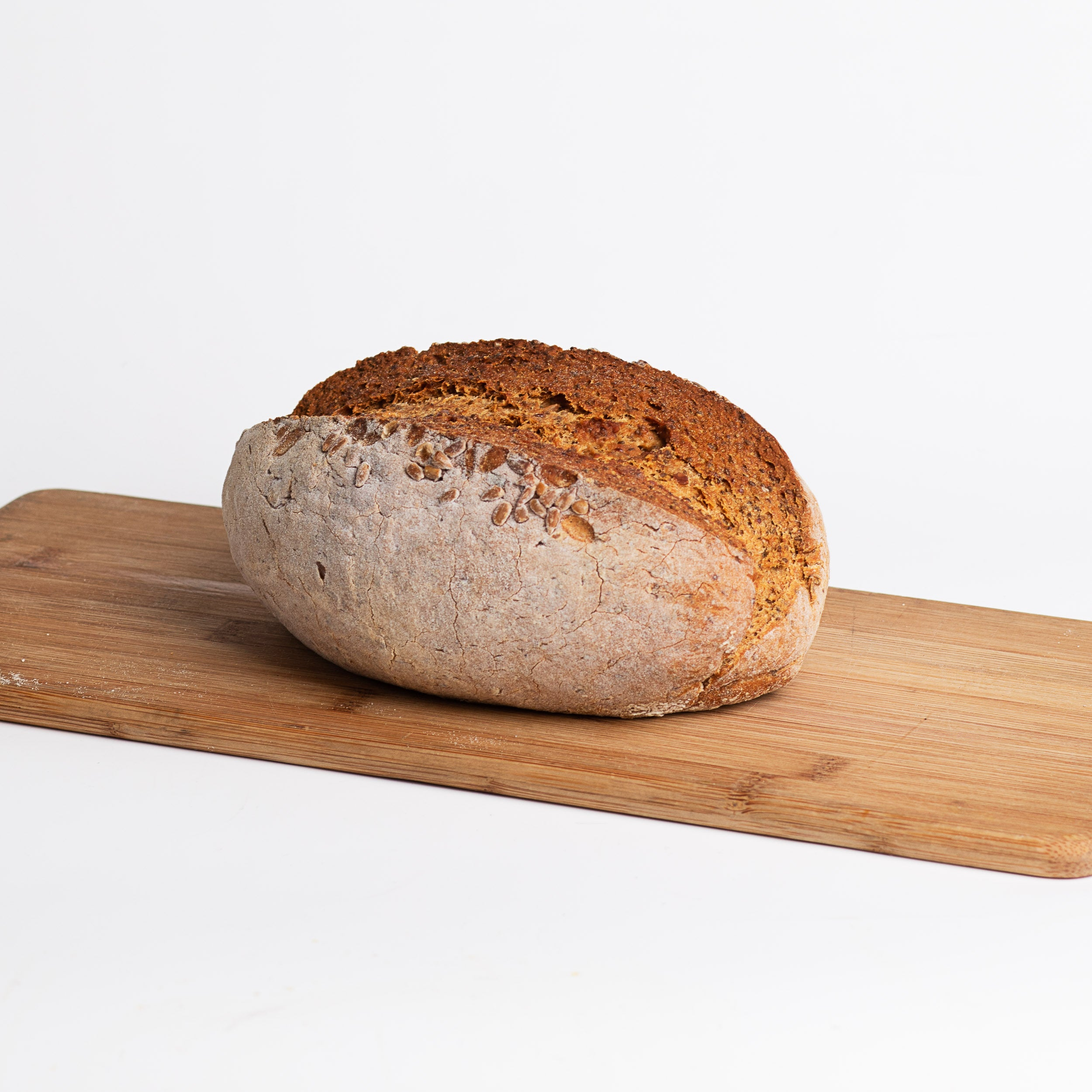 Baked Gluten Free Super Seedy Loaf