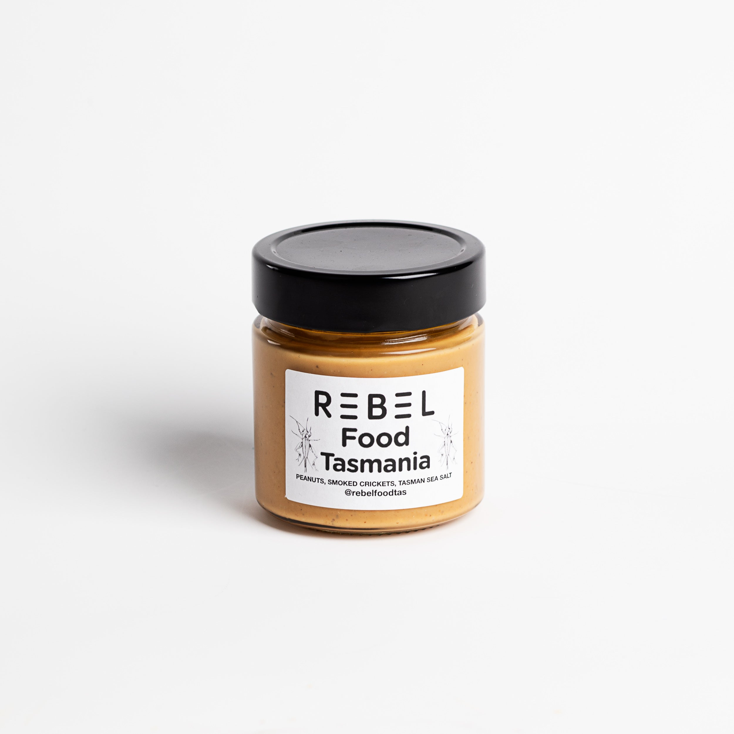 REBEL Food Nut Butter (240g)