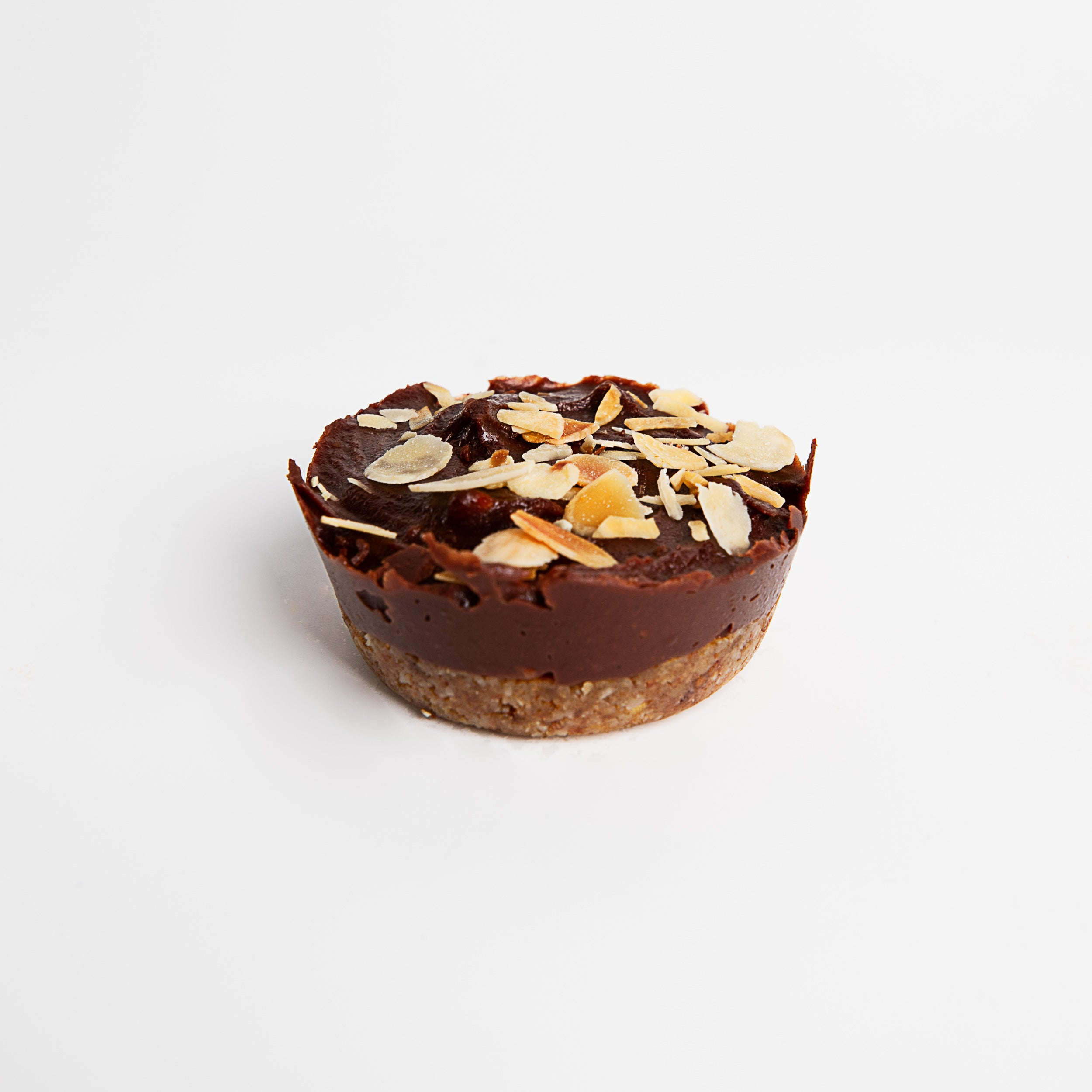 Raw Salted Chocolate Walnut Cup