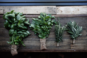 Organically Grown Herbs (Bunch)