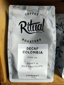 Ritual Coffee Decaf Colombia (250g)