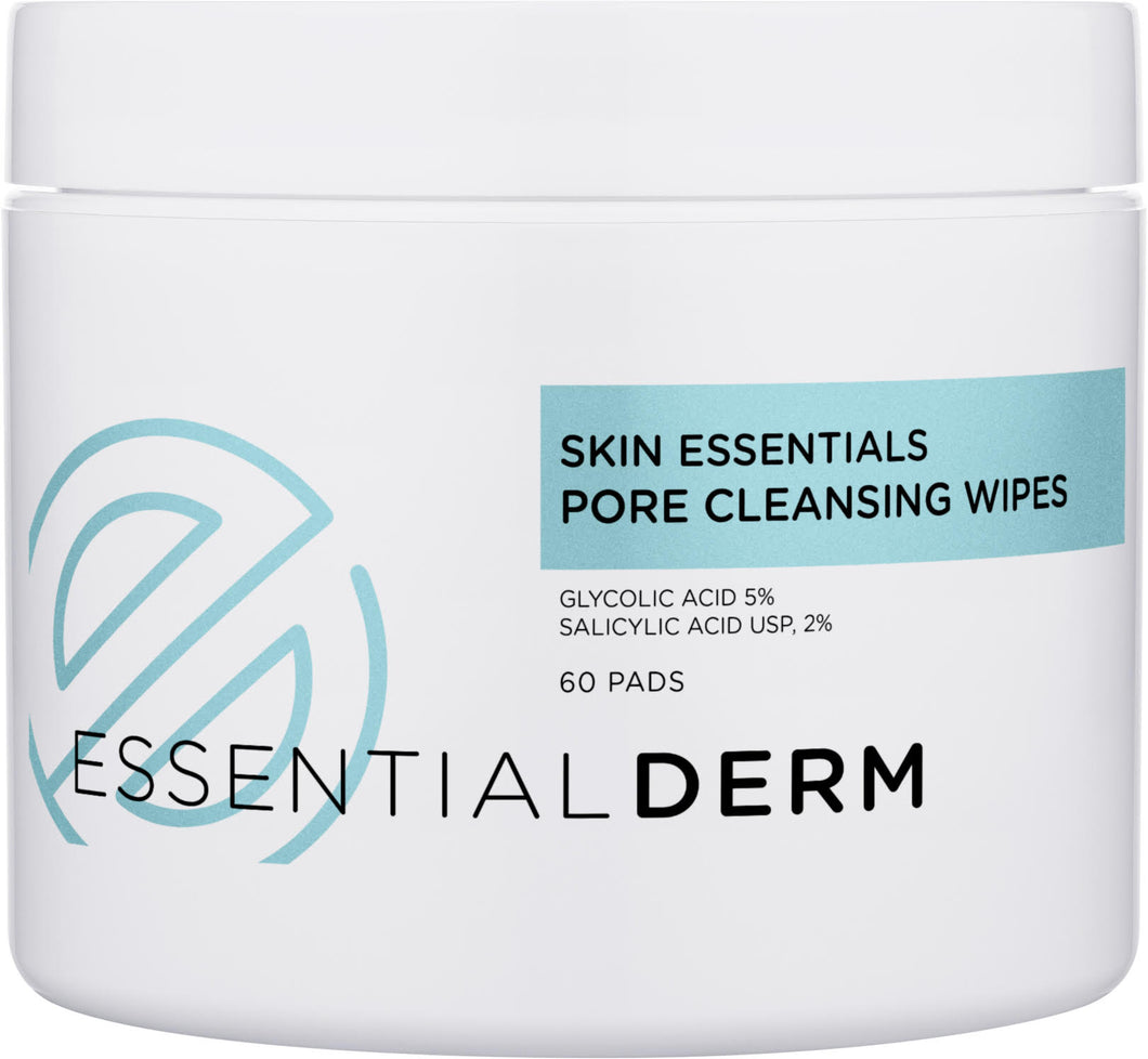 Essential Derm Pore Cleansing Wipes (60 pads)