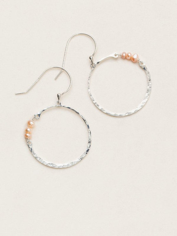 Holly Yashi Phoebe Hoop Earring