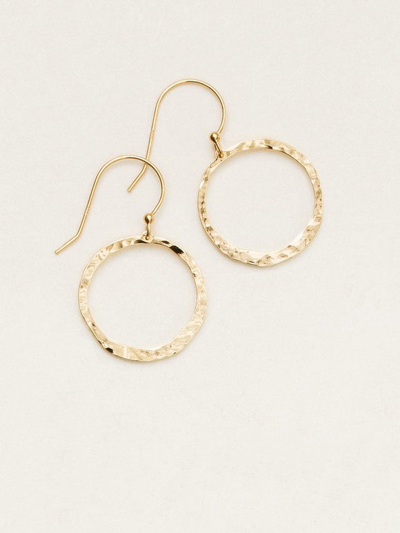 Holly Yashi -Connie Petite Hoop Earrings