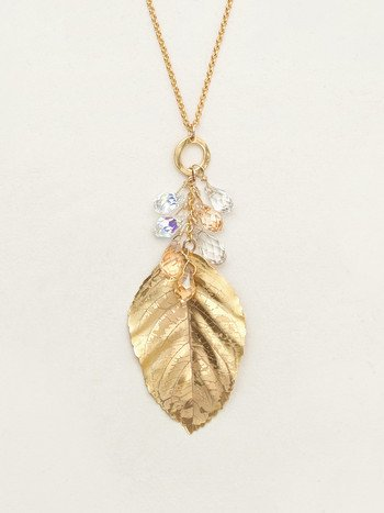 Holly Yashi - Cascading Elm Necklace