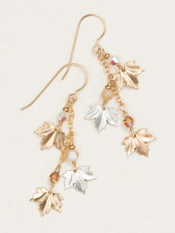Holly Yashi- Maple Chime Earrings