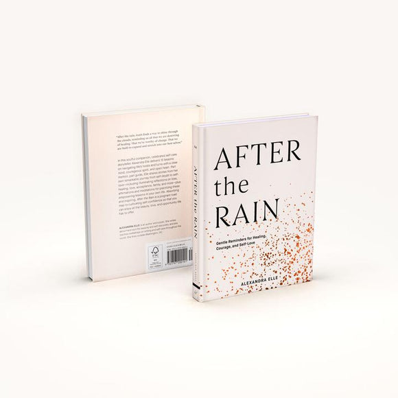 After The Rain- Book