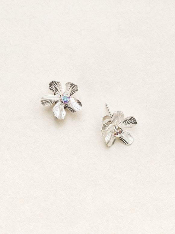 Holly Yashi - Petite Plumeria Post Earring