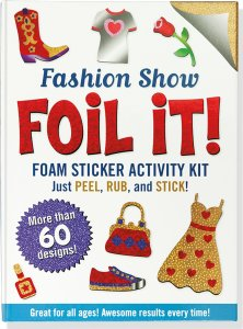 Foil It! Activity Book