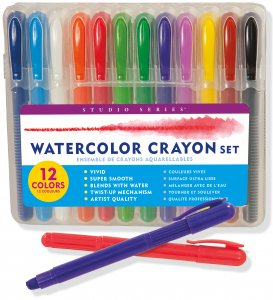 Watercolor Crayons