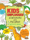 Kid's Unplugged Activity Books