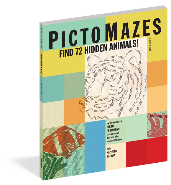 PictoMazes- Animals