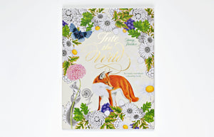 Into The Wild: An Exotic Coloring Book