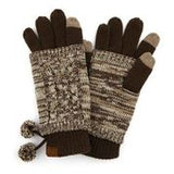 Two Tone 2-in-1 Gloves