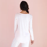 Bamboo Lounge Wear- Long Sleeve Shirt