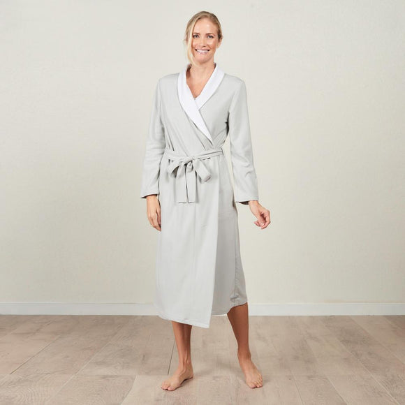 Bamboo Lounge Wear- Luxe Robe