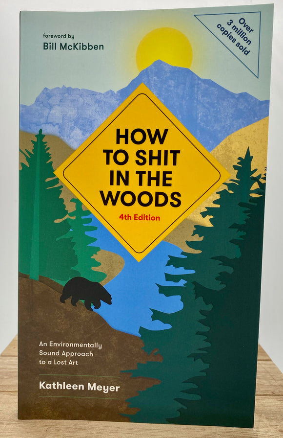 Book- How to Shit in the Woods