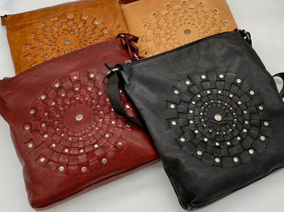 Leather Purse- Estelle