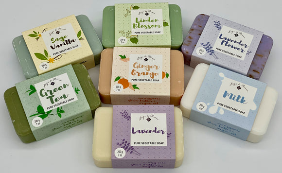 French Soaps- 200G