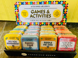 Pocket-Sized Games & Activities Sets