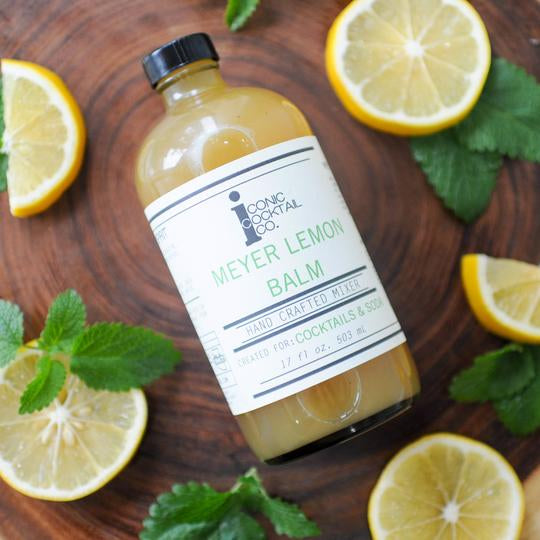 Meyer Lemon Balm Mixer